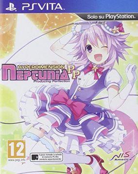 Copertina del gioco Hyperdimension Neptunia: Producing Perfection per PSVITA