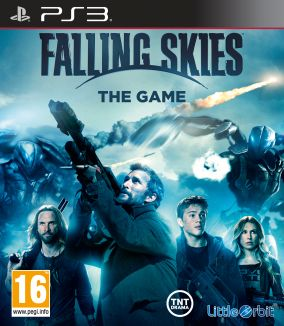 Copertina del gioco Falling Skies: The Game per Playstation 3