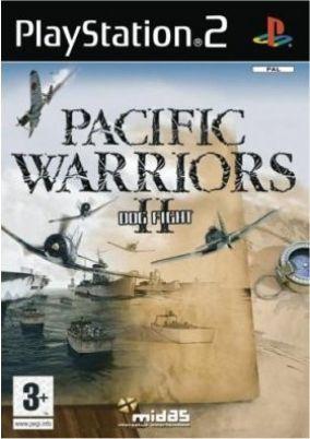 Copertina del gioco Pacific Warriors 2: Dog fight per Playstation 2