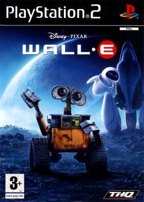 Copertina del gioco WALL-E per Playstation 2