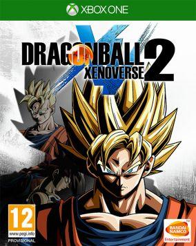 Copertina del gioco Dragon Ball Xenoverse 2 per Xbox One