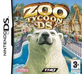 Copertina del gioco Zoo Tycoon DS per Nintendo DS