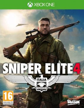 Copertina del gioco Sniper Elite 4 per Xbox One