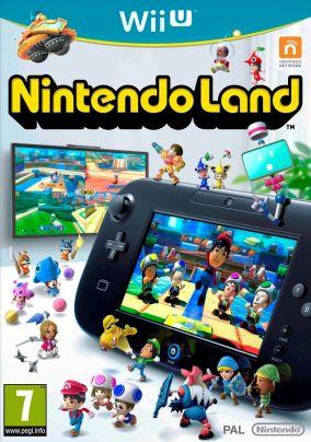 Immagine della copertina del gioco Nintendo Land per Nintendo Wii U