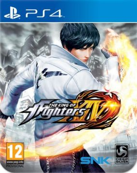 Immagine della copertina del gioco The King of Fighters XIV per Playstation 4