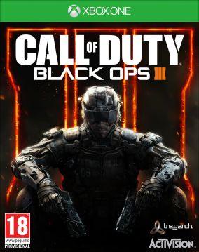 Immagine della copertina del gioco Call of Duty Black Ops III per Xbox One