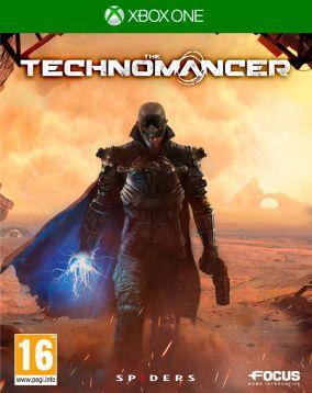 Copertina del gioco The Technomancer per Xbox One