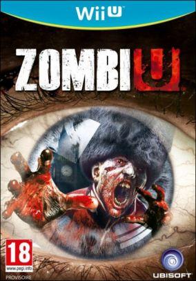 Copertina del gioco ZombiU per Nintendo Wii U