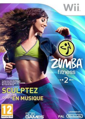 Copertina del gioco Zumba Fitness 2 per Nintendo Wii