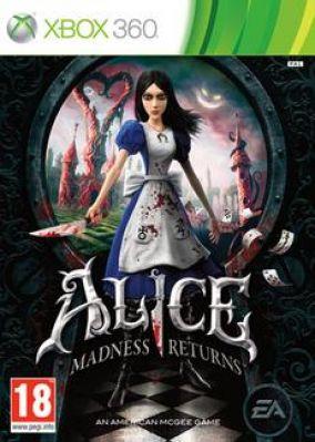 Immagine della copertina del gioco Alice: madness returns per Xbox 360
