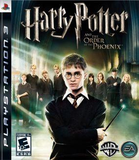 Immagine della copertina del gioco Harry Potter e l'Ordine della Fenice per Playstation 3