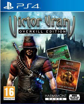 Copertina del gioco Victor Vran: Overkill Edition per Playstation 4