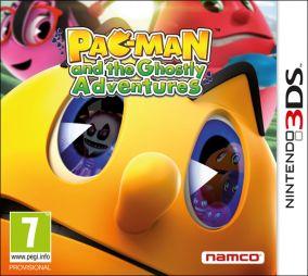 Copertina del gioco PAC-MAN e le Avventure Mostruose per Nintendo 3DS
