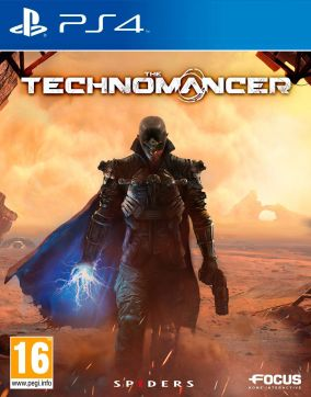 Copertina del gioco The Technomancer per Playstation 4