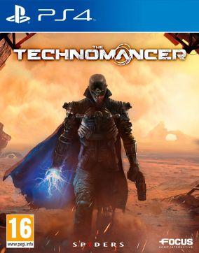 Copertina del gioco The Technomancer per Playstation 4