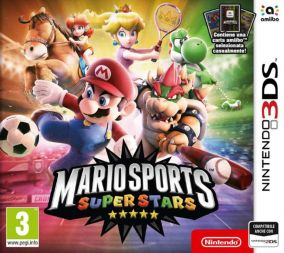 Copertina del gioco Mario Sports Superstars per Nintendo 3DS