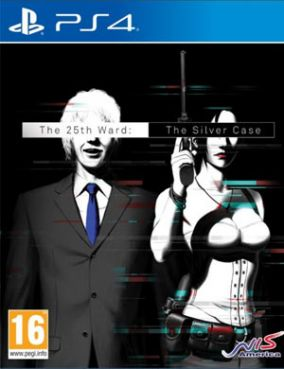 Copertina del gioco The 25th Ward: The Silver Case per Playstation 4