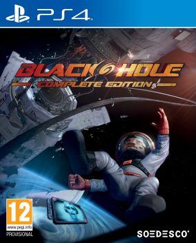 Copertina del gioco Blackhole: Complete Edition per Playstation 4