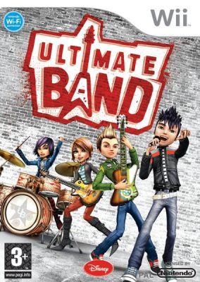 Copertina del gioco Ultimate Band per Nintendo Wii