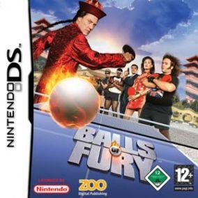 Copertina del gioco Balls of Fury per Nintendo DS