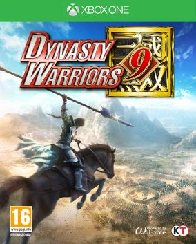 Copertina del gioco Dynasty Warriors 9 per Xbox One