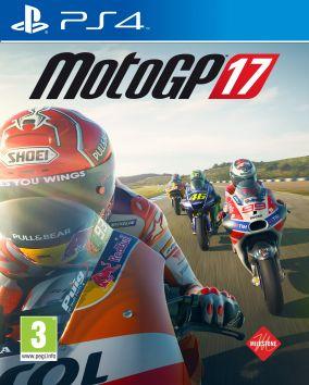 Immagine della copertina del gioco MotoGP 17 per Playstation 4