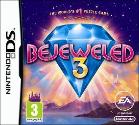 Copertina del gioco Bejeweled 3 per Nintendo DS