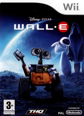 Copertina del gioco WALL-E per Nintendo Wii