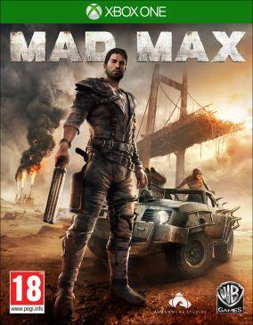 Immagine della copertina del gioco Mad Max per Xbox One