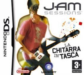 Copertina del gioco Jam Sessions per Nintendo DS