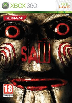 Copertina del gioco SAW per Xbox 360