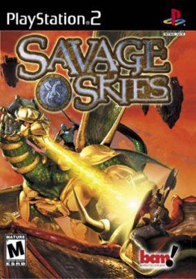 Copertina del gioco Savage Skies per Playstation 2