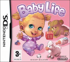 Copertina del gioco Baby Life per Nintendo DS