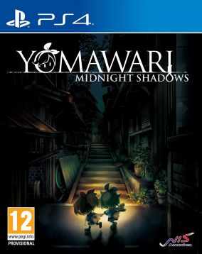 Copertina del gioco Yomawari: Midnight Shadows per Playstation 4