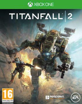 Copertina del gioco Titanfall 2 per Xbox One