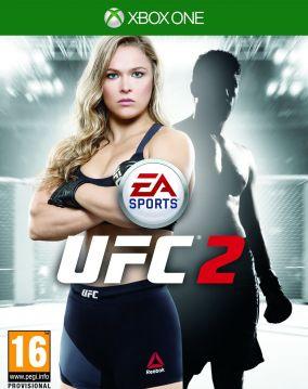 Immagine della copertina del gioco EA Sports UFC 2 per Xbox One