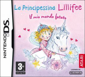 Copertina del gioco La Principessina Lillifee per Nintendo DS