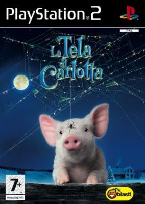 Copertina del gioco La Tela di Carlotta per Playstation 2