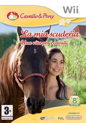 Copertina del gioco La Mia Scuderia per Nintendo Wii