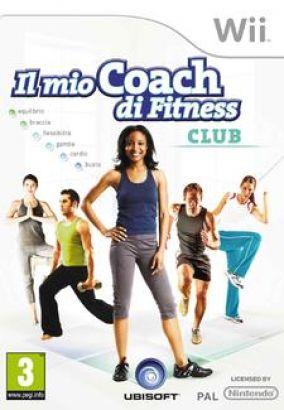 Copertina del gioco Il mio Coach di Fitness Club per Nintendo Wii