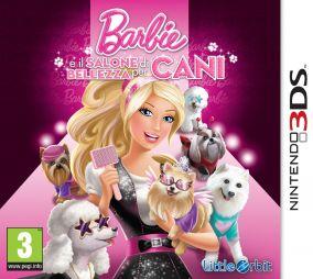Copertina del gioco Barbie e il Salone di Bellezza per Cani per Nintendo 3DS