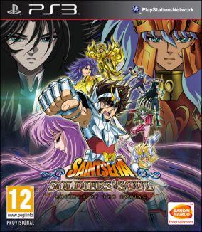 Copertina del gioco Saint Seiya: Soldiers' Soul per Playstation 3
