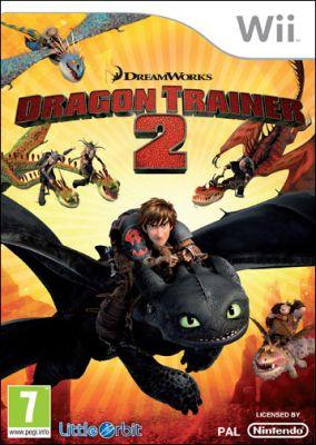 Copertina del gioco Dragon Trainer 2 per Nintendo Wii