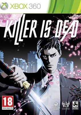 Copertina del gioco Killer is Dead per Xbox 360