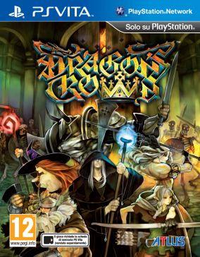 Copertina del gioco Dragon's Crown per PSVITA