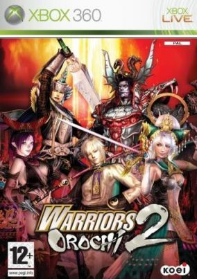 Copertina del gioco Warriors Orochi 2 per Xbox 360