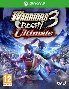 Copertina del gioco Warriors Orochi 3 Ultimate per Xbox One