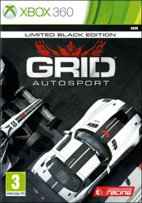 Immagine della copertina del gioco GRID: Autosport per Xbox 360