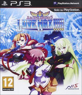 Immagine della copertina del gioco Arcana Heart 3 : Love Max!!!!! per Playstation 3