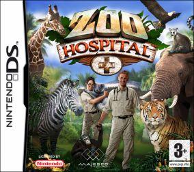 Copertina del gioco Zoo Hospital per Nintendo DS